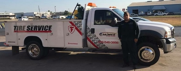 Commercial Roadside Service in Harlingen, TX